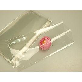 Пакети ПП 100 шт.10*20 см.прозорі