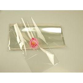 Пакети ПП 100 шт.12*25 см.прозорі