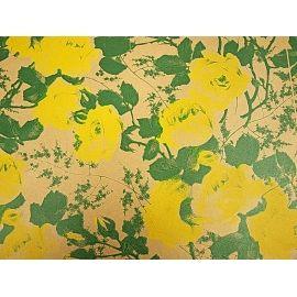 Папір President 500  «Лимонні троянди»