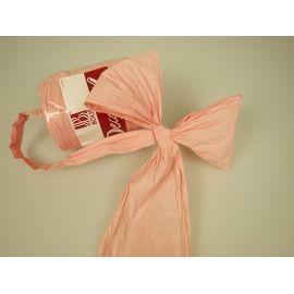 Рафія DECOFIOK 0.1×50 м.  матова ніжно-рожева