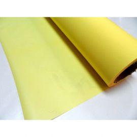 Плівка матова 100 м. жовта
