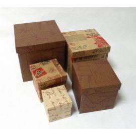Комплект коробок № 12-123