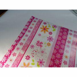 Папір крейдований Літні квіти