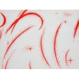 Плівка з малюнком «Заметіль»