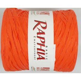 Рафія Італія  200m  оранжева