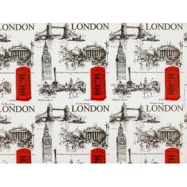 Папір  President «London» на білому