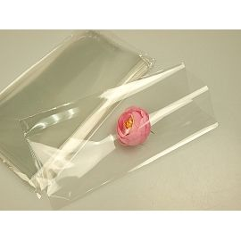 Пакеты ПП 100 шт.10*20см.прозрачные