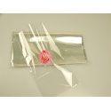 Пакеты ПП 100 шт.12*25см.прозрачные