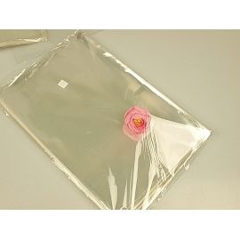 Пакети ПП 100 шт.20*30 см.прозорі