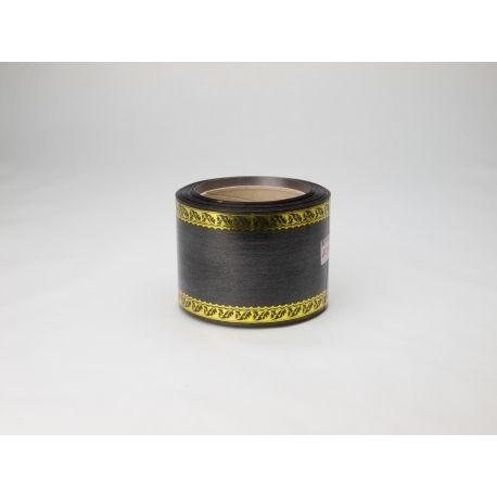 Mourning ribbon Dolce metal 8 × 50