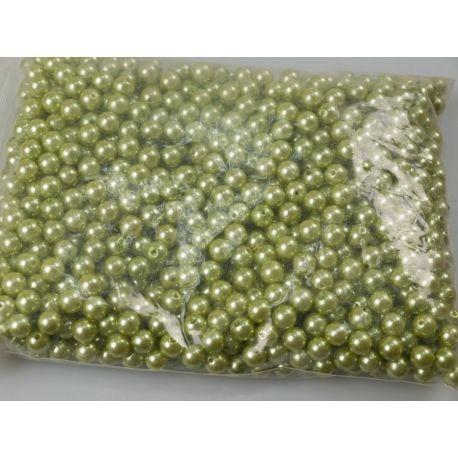 Beads number 10 olive 0,5kg