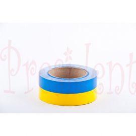 """Tape """"Flag of Ukraine"""" 5 cm."""