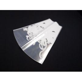 Пакети 35 ×35 × 13 см.100 шт.з малюнком.