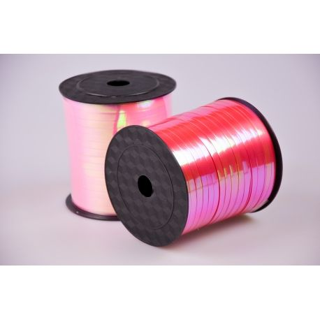 Ribbon 0.5 cm × 250 yard pearl red