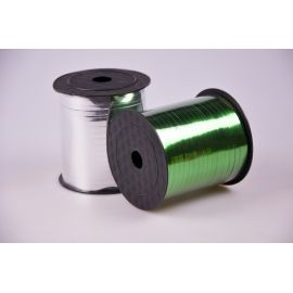 Tape 0.5 cm × 250 yard metal green