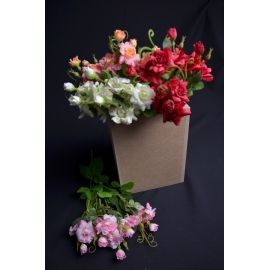 A bouquet of roses is 30 cm.