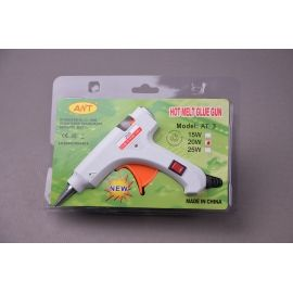 Glue gun small white 20 W