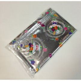 Пакеты подарочные 30*60 (металл-4цвета)