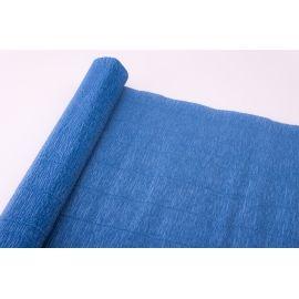 Crepe No. 615 Cornflower blue pastel