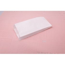 Package made of paper without pens 13 cm × 29 × 4 cm. White