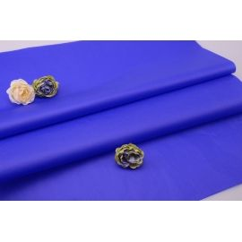 Лист тишью 50 × 70 см синій