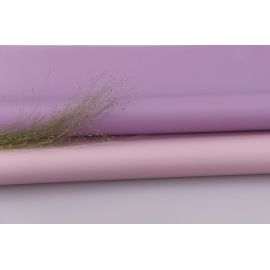 Frosted matte double-sided powder + lavender 20 sheets