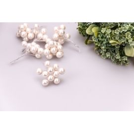 Berry pearls 1 cm. Bundle
