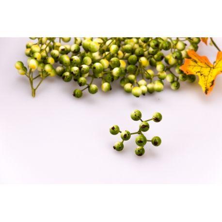 Ягоды зеленые гроздь