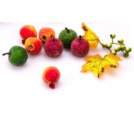Pomegranate in sugar 3 cm.