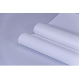 Пленка из шиммером 60 × 60 см. белая