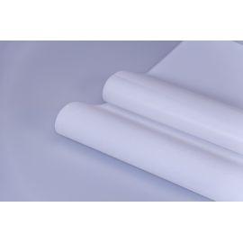 Плівка з шиммером 60 × 60 см. біла