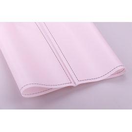 Плівка матова з пунктиром 60 × 60 см.рожева