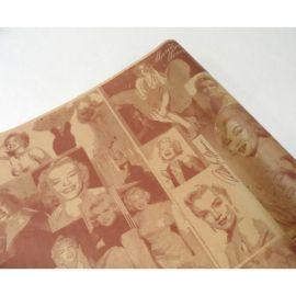 Бумага President «Монро» коричневая