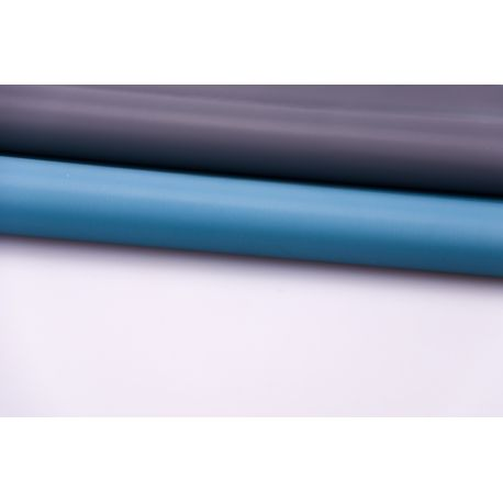 Плівка матова двостороння 60 × 60 см. синій+синій