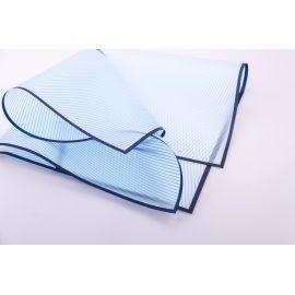 Плівка матова смугаста з каймою 60 × 60 см.