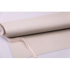 Waterproof paper straws (biege) in a pack