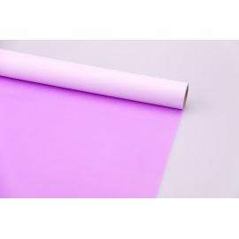 Плівка матова 0.7 × 10 м. двостороння рожевий+малина