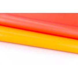 Плівка матова двостороння 60 × 60 см. жовтогаряча