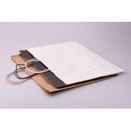 Пакет крафтовый широкий 42 см × 31 см × 13 см