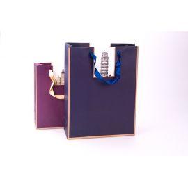 Пакет картонный 25.5 см × 33 см × 10 см « Архитектурные шедевры »