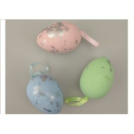 Easter eggs in a pack. 3 pcs