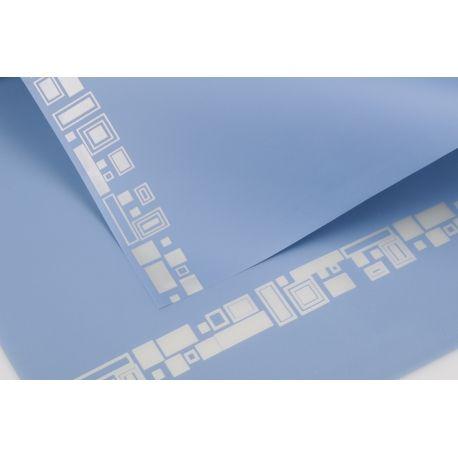 Плівка геометрія Columbia Blue