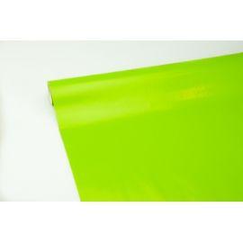 Бумага мелованная (салатовая) 0.7х1,5 м
