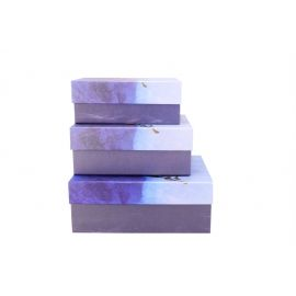 """Set of boxes """"Bestwishes"""" 3 pc"""