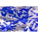 Конфетті 0.05 кг (синє)