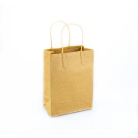 Пакет крафтовий великий 40 см.× 50 см. × 15 см. « Заквітчаний »