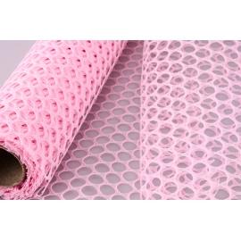 "Grid openwork ""Sota"" pink"