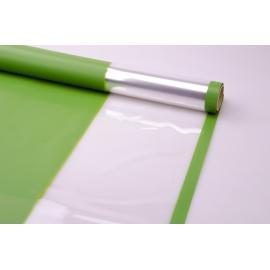 Пленка тонированная 0.7 × 10 м. «Light Level» зеленая