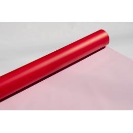 Плівка матова 0.6 × 10 Perl бузок + світло-рожева 0802