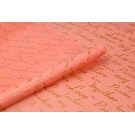 Tinted film «Writing»